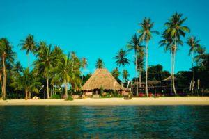 Exotická dovolená v Thaisku