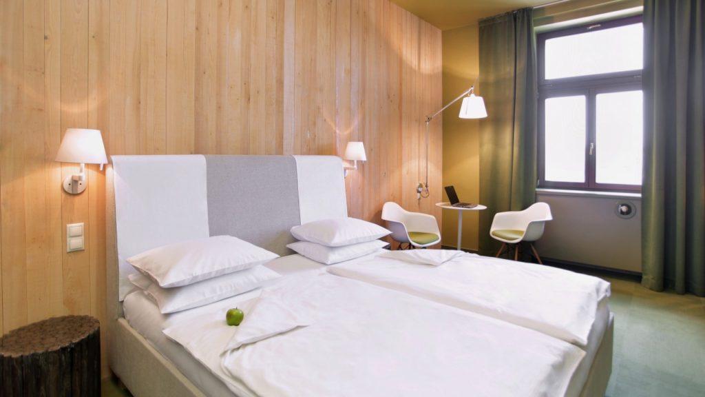 Hotel Boutique hotel v Praze 7