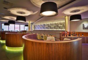 Bistro v Praze 8 v hotelu Jurys Inn