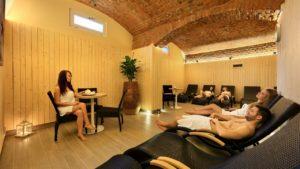 Absolutum Boutique Hotel, wellness hotel v Praze 7